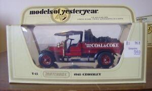 Y-13 1918 Crossley (1979)