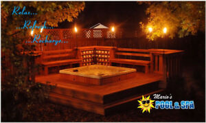 Huge Savings on All Acrylic Hot Tubs!
