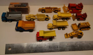 Dinky, Yatming, Matchbox and Other Construction Set
