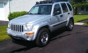 Jeep Liberty Renegade (Trail Rated)