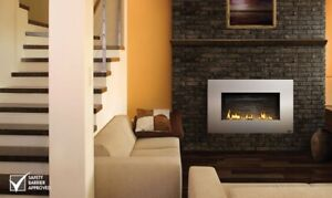 NEW GAS FIREPLACE FINANCING OPTIONS AVAILABLE