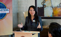 Become a Better Public Speaker at Cabot Toastmasters Club