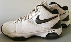 NIKE AIR LEATHER BASKETBALL SHOES - As New