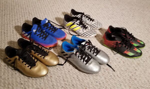 Adidas Messi indoor and outdoor soccer shoes