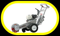 NEW Dosko stump grinders, commercial quality, Honda powered