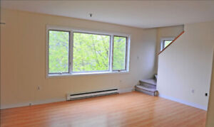 3 Bed/2 Bath! Two-level Apartment on Coburg Rd. Across from Dal!
