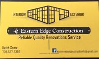 For all your home renovations and new construction