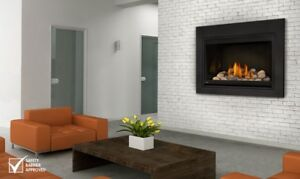 We Have Fireplace Sales & Installation Financing!!