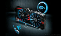 Asus R9 270x 2GB Video Cards - Like New