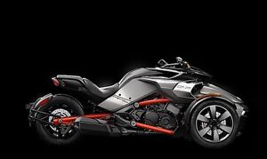 Looking for wrecked/salvage can am spyder
