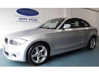 2013 13 BMW 1 SERIES 2.0 118D EXCLUSIVE EDITION 2D AUTO 141 BHP DIESEL