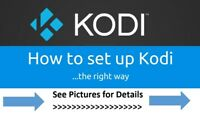 Android/Kodi Box Programming by tech professional, Movies and TV