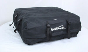 SportRack Thule Cargo Roof Toit Sac Bag 13 CU comme neuf