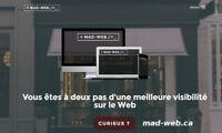 Conception Web Seo Smm et + <Mad-Web>