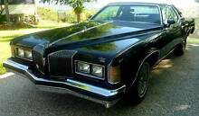 1976 Pontiac Grand Prix Coupe Black Eumundi Noosa Area Preview
