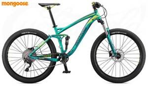 Mongoose 27.5  Salvo Supa Comp 2018 RRP $1,599 Concord West Canada Bay Area Preview