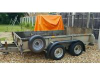 Ifor williams GD106G trailer