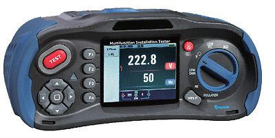 Verificador multifunciones para instalaciones eléctricas - AD6650