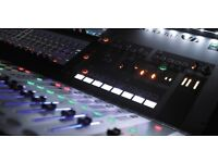 Sound Engineer (recording/mixing/pre-mastering/live sound) available