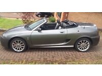MG convertible car for sale... asking prices £1200 Ono...lovely looking car and great to drive.