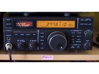 YAESU FT840 HF Radio wide banded