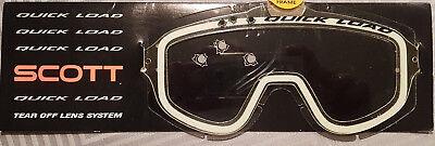 SCOTT Brillenglas getönt für 83+89 Serie