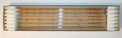 5 Ml By 0.1 Ml New Large Tip Glass Serological Pipets Pipettes - Box Of 12