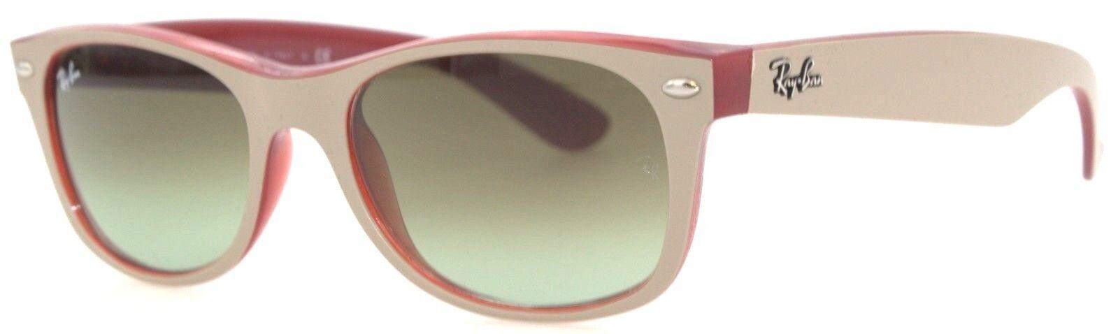 Ray-Ban Herren Damen Sonnenbrille RB2132 6307/A6 Gr 52 NEW WAYFARER BS M6 H