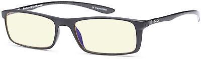 Monitor Protection Glasses Computer Video Gaming Anti Glare Light Lenses UV400 ()
