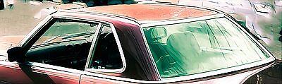 MERCEDES R107 SL CABRIO 1971-89 heizbare Heckscheibe Scheibe hinten f Hardtop GR