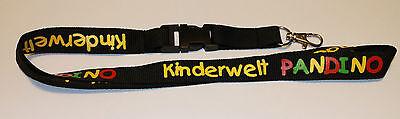 Kinderwelt PANDINO Schlüsselband Lanyard NEU (T260)