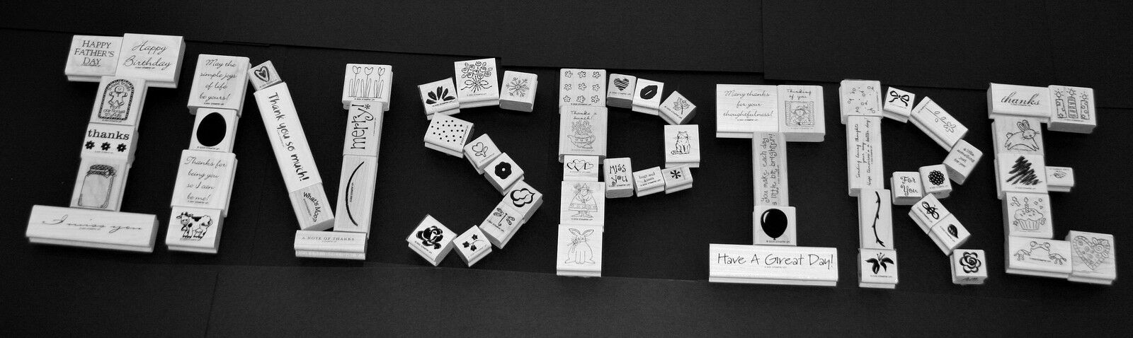 Inspiration Stamps