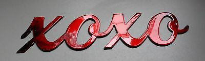 Wall Accents Decor (XOXO  Metal Wall Decor Accents)