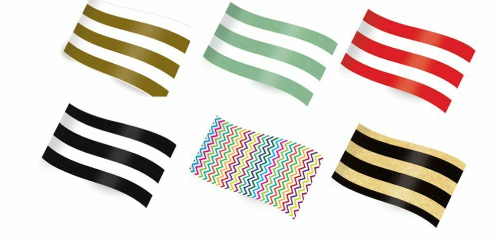 "Matrix Printed Tissue Paper 20 x 30/"" 500 x 750mm 18gsm"