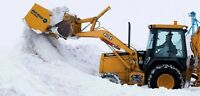 Kenmount Terrace/West End Snowclearing