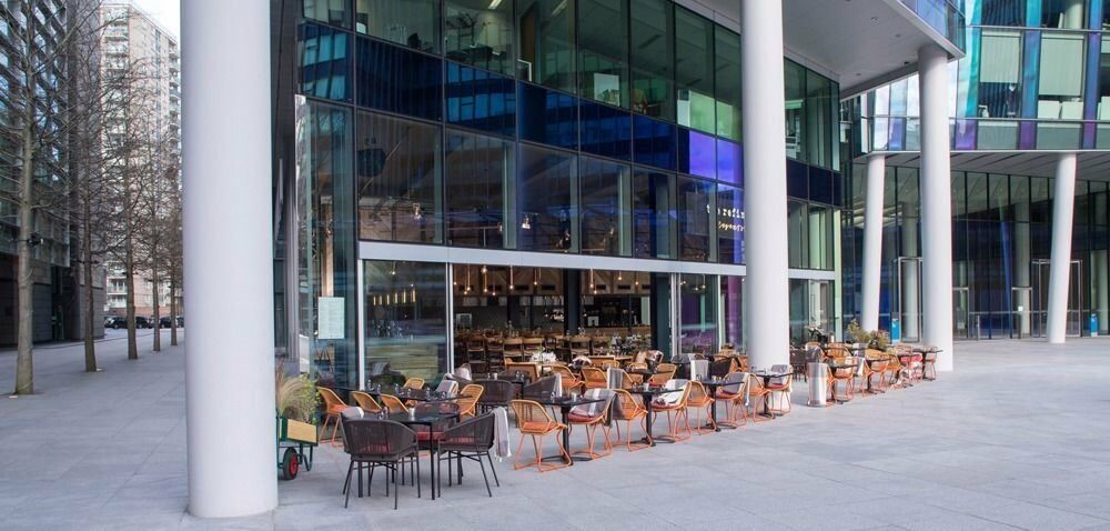 Barista required at the Refinery Regent's Place NW1 3FG - £8 per hour plus share of tronc