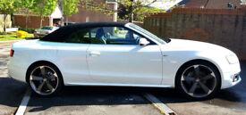 Audi A5 2.0 TDI Sline Convertible