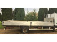 20ft alloy dropside body ideal truck chassis cab/iveco cargo/farm trailer etc