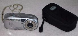 Sony Digital Camera & Case