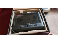 Sovos portable tv freeview pause and record on it radio