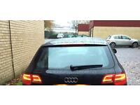 2010 Audi A3 2.0L Turbo Diesel Sportback in Black - 138bhp - FSH - Full Leather - Bose - £30 Tax