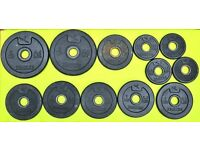 Domyos Cast Iron Weight Plates