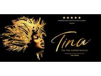 Tina Turner The Musical - Box seats x2 - Monday 23rd July - 7:30pm