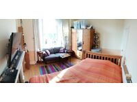 Large DOUBLE room to rent in 3 bedroom flat in Fulham, Munster Village