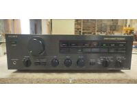 Vintage Sony TA-F444ES II Integrated Stereo Amplifier. 2 x 100W