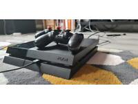 PS4 500GB For Sale