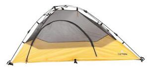 NEW TETON Sports Outfitter XXL Quick Tent; One-Person Pop-Up Tent; Less than 1 Min Setup;