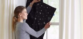 NEW The Gro Company Gro Anywhere Blackout Blind