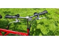E Bike - E Plus Matra Electric Assisted Unisex Bicycle