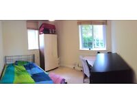 A double bedroom (all-inclusive) available in stunning 2-bed flat - Private parking